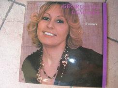 """33 Tours 30 Cm - GEORGETTE LEMAIRE - BEL AIR 0015 """" S'AIMER """" + 9 - Vinyles"""