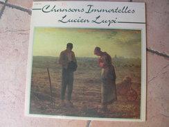 """33 Tours 30 Cm - LUCIEN LUPI  -  PATHE 72192  """" LE CREDO DU PAYSAN """" +  11 - Discos De Vinilo"""