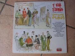 """33 Tours 30 Cm - GEORGETTE PLANA - VOGUE 30145  """" E VIVA ESPANA """"  + 11  ( Déssins: SEM ) - Discos De Vinilo"""