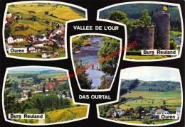 Vallée De L'Our - Ouren - Burg-Reuland