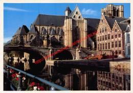 St Michielskerk En St Michielsbrug - Gent - Gent