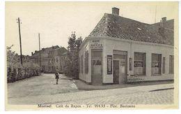 MORTSEL - Café Du Repos - Flor. Bastiaens - Foto J. Van Heesch, Deurne - Mortsel
