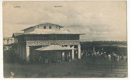 Lome Bahnhof Gare Station  Kathol. Mission No 248 - Togo