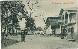 Marktplatz Von Agome Palime - Togo