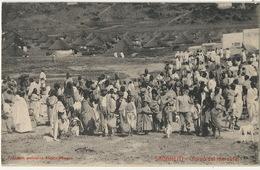 Saganeiti Giorno Del Mercato  EdIt Angelo Bisogne  P. Used Asmara Colonia Eritrea - Erythrée