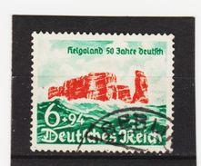 EBA624  DEUTSCHES REICH 1940  MICHL 750  Used / Gestempelt Siehe ABBILDUNG - Deutschland