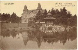 MERXEM - Antwerpen - Het Hof Groenendael - Le Château Groenendael - Antwerpen