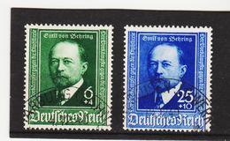 EBA626  DEUTSCHES REICH 1940  MICHL 760/61  Used / Gestempelt Siehe ABBILDUNG - Deutschland