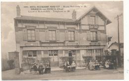 MAREUIL SUR OURCQ - Hôtel Restaurant Nord Est - R. N. N°36 - Frankreich