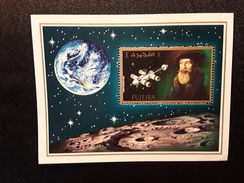 Fujeira MNH (**) 1972 Airmail - The 400th Anniversary Of The Birth Of Johannes Kepler, 1571-1630 - Space