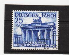 EBA634  DEUTSCHES REICH 1941  MICHL 803  Used / Gestempelt Siehe ABBILDUNG - Deutschland