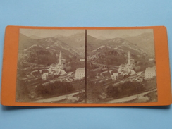Basilique N.D. De Lourdes () Stereo Photo VIRON Lourdes ( Voir Photo Pour Detail ) ! - Photos Stéréoscopiques