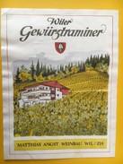 5343 - Wiler Gewürztramminer Suisse - Art
