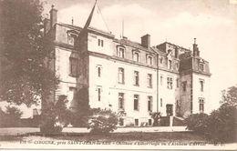 CIBOURE - Château D'Elhorriaga - M D 171 - Vierge - Tbe - Ciboure