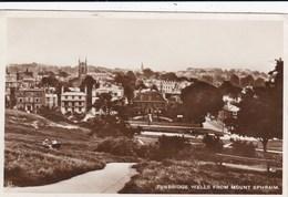 TUNBRIDGE WELLS FROM MOUNT EPHRAIM - England