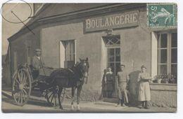 92. BOULOGNE SUR SEINE--CARTE PHOTO BOULANGERIE  -A1 - Boulogne Billancourt