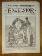 Excelsior N°1838 Du 27/11/1915 Projecteur De L'armée Russe - Trains Sanitaires - Nos Positions Stratégiques En Serbie - Newspapers