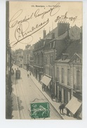BOURGES - Rue Moyenne - Bourges