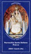 Caorle VE - Santino MADONNA DELL'ANGELO - PERFETTO N87 - Religione & Esoterismo