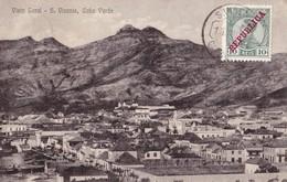 S.VICENTE, Cabo Verde. - Vista Geral. Carte Ancienne Pas Courante - Cape Verde