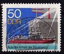 DDR Mi. Nr. 2280 O (A-5-9) - Oblitérés
