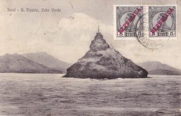 S.VICENTE, Cabo Verde. - Jarol. Carte Ancienne Pas Courante - Cape Verde