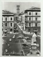LIVORNO - PIAZZA CAVOUR  E VIA CAIROLI VIAGGIATA FG - Livorno