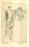 CARTE EDITEE  ET VENDUE AU PROFIT DES ORPHELINS DE LA  GUERRE ILLUSTRATEUR LOUIS RAEMAEKERS VOIR LES DEUX SCANS - Guerre 1914-18