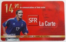 Prépayée SFR France 98  Petit  Code Gratté - France