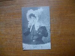 """Repro ..... Flavienne Mérindol (1880-1925 ) , 2e Prix De Comédie Au Conservatoire  """""""" Carte Animée """""""" - Artistes"""