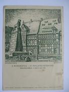 Germany - 1931 Postkarte - Braunschweig Bundestag 37. Philatelistentag - Lettres & Documents