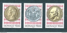 Monaco Timbres  De 1994  N°1948 A 1950 Neufs ** Parfait - Neufs