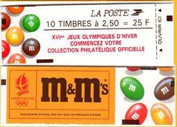 Carnet - M&Ms - YT 2715 C7 - Carnet Non Ouvert - Carnets