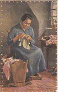 Carte De La Fête Nationale (Bundesfeierkarte) 1.VIII.1926 : Mère Au Berceau, Mutter Mit Wiege. Cote 35,00 CHF - Stamped Stationery