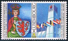 Luxembourg - 700e Anniversaire Du Droit De Tenir Foire Annuelle 1403 ** - Neufs