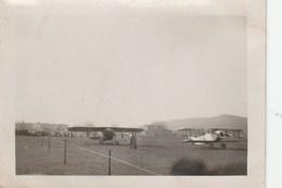 PHOTO GRAND MEETING AERIEN 12 MARS 1933 A BRIGNOLES VAR -                    TDA225 - Aviation