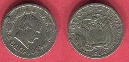 5 CENT    (KM 69) TB 2 - Ecuador
