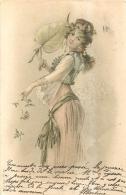 ILLUSTRATEUR FEMME A. ET M.B. N°180 - Illustrateurs & Photographes