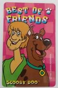 Télécarte  Singapour  Scooby Doo - Singapour