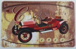 Télécarte  Singapour Voiture Chalmers 1913 - Singapour