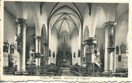 N°56562 -cpa Rièzes -intérieurd E L'église- - Belgique