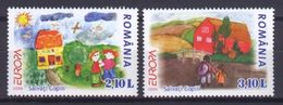 Europa 2006 - Roumanie - 2 Val Neufs // Mnh - Europa-CEPT