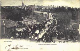 Carte Postale Ancienne De LUXEMBOURG - Luxembourg - Ville