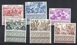 Col 5 / AOF Afrique  PA N° 5 à 10 Neuf XX MNH Cote : 20,00 € - A.O.F. (1934-1959)