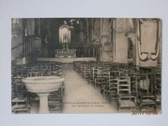 26 Saint Rambert D'Albon, Intérieur De L'église (A7p71) - Autres Communes