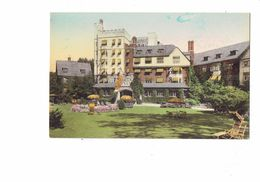 Cpa - Greenwich CT Pickwick Arms Hotel  - - Etats-Unis