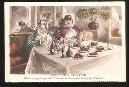 UNE CURE A  BARBAZAN  Nous Mangeons Pendant Des Heures - Barbazan