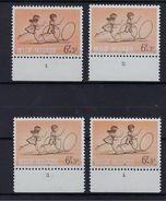 N°1402 (plaatnummer Set) MNH ** POSTFRIS ZONDER SCHARNIER SUPERBE - Plaatnummers