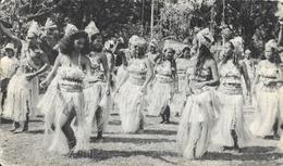 Dans Le Sillage De Bougainville IV - Tahiti, Danseuses - Publicité Laboratoires La Biomarine - Océanie
