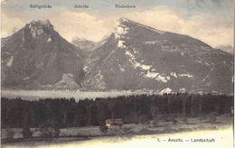 Carte Postale Ancienne De AESCHI - BE Berne